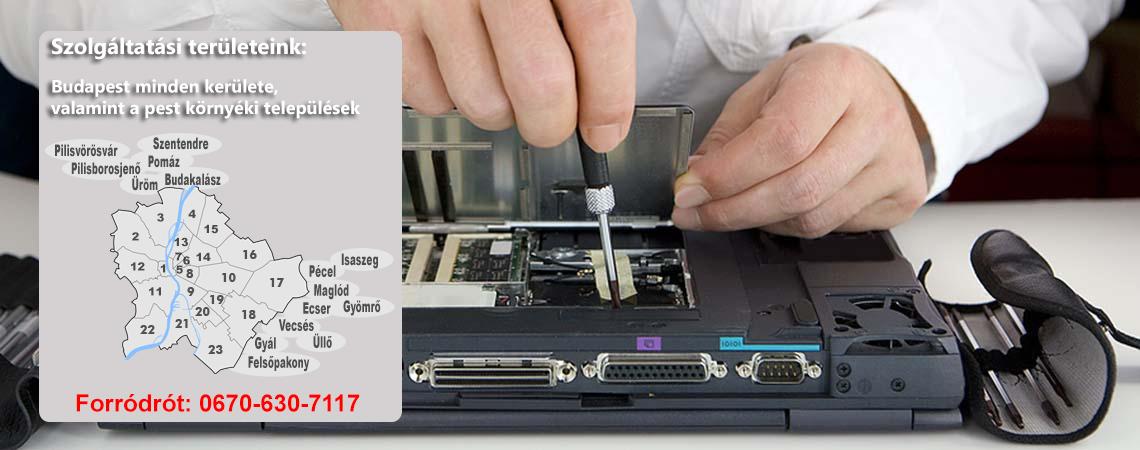 számítógép javítás otthonában